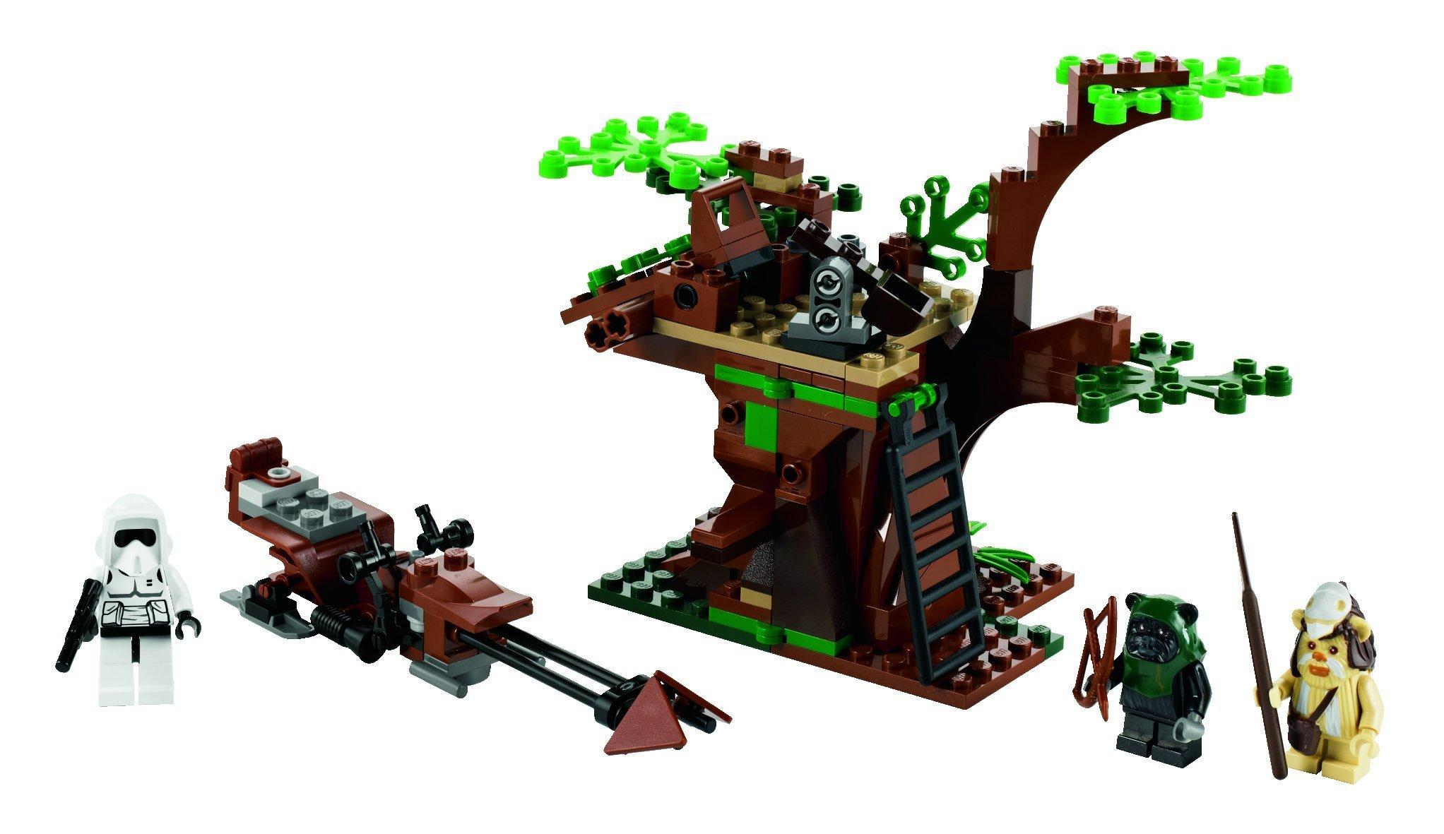 LEGO STAR WARS 7956 - The Endor Battle Pack: LEGO: Amazon.es ...