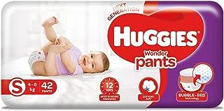 Huggies Wonder Pants Diapers, Small (Pack of 42)