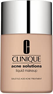 New! Clinique Acne Solutions Liquid Makeup, 1 oz / 30 ml, 02 Fresh Ivory (VF-N)