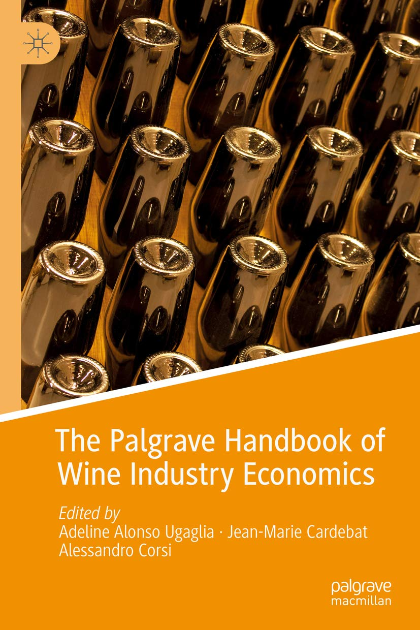 Image OfThe Palgrave Handbook Of Wine Industry Economics (English Edition)