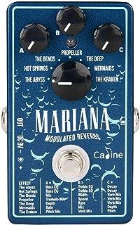 Caline Reverb Digital Guitar Pedal - CP-507 Mariana...