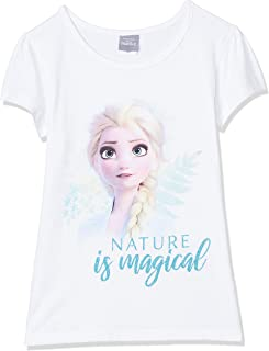 Disney Girl's Frozen T-Shirt