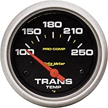 Auto Meter 5457 Pro-Comp Electric Transmission Temperature Gauge