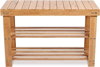Amazon.es: banqueta madera
