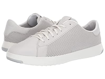 Cole Haan GrandPro Tennis Sneaker (Chalk Tumbled/Perf) Men