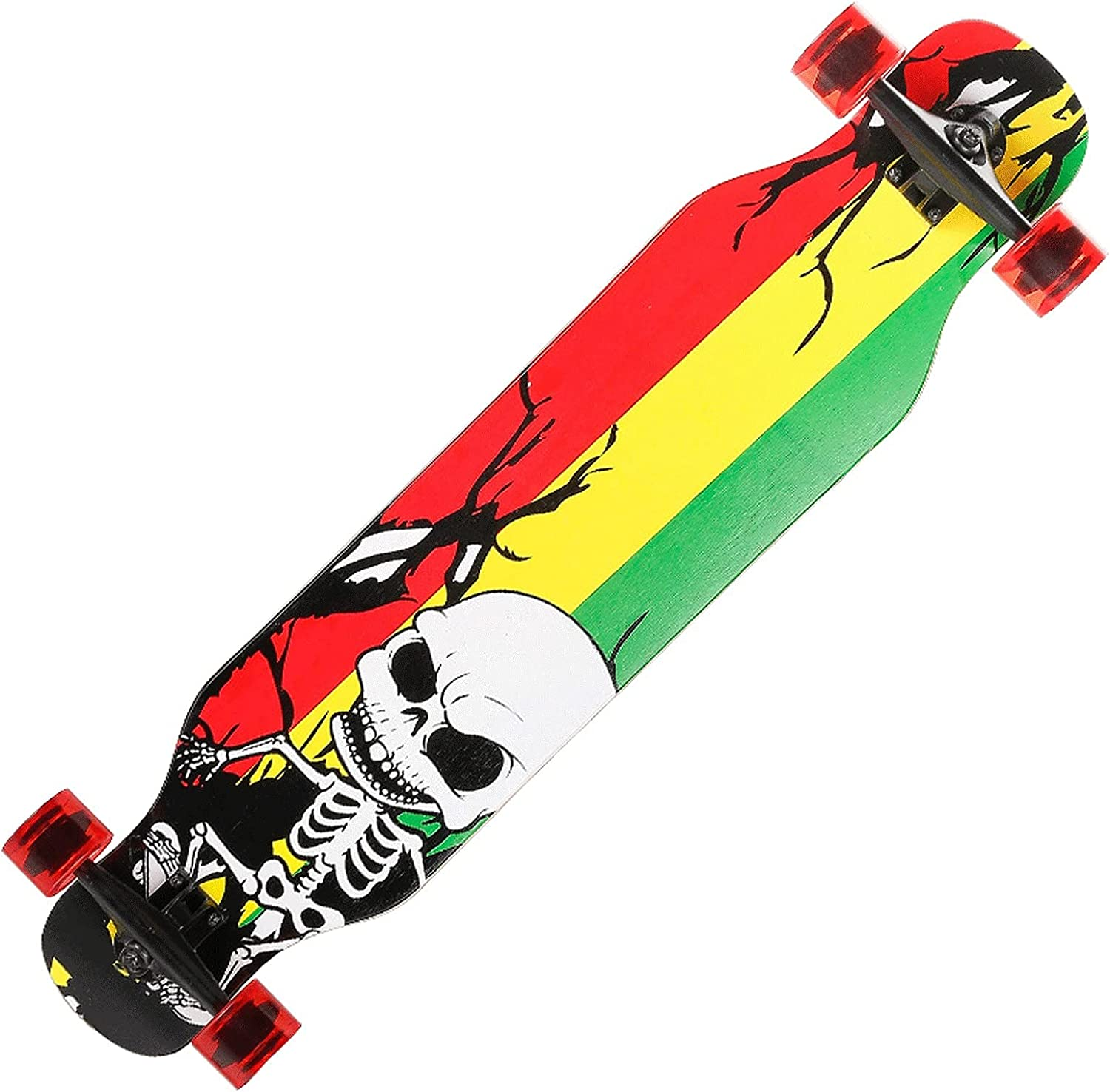 EEGUAI Longboard Skateboard 42 inch Layer Maple Longb Complete Ranking TOP13 Courier shipping free 9