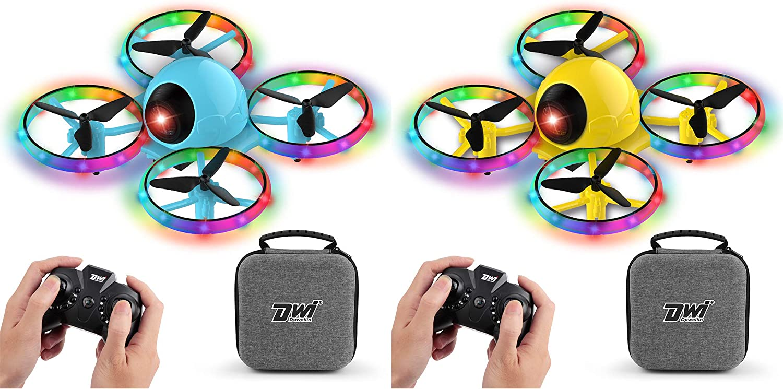 Dwi Dowellin 注文後の変更キャンセル返品 D10 Drone for Kids One Light Blinking with 出色 Key Take