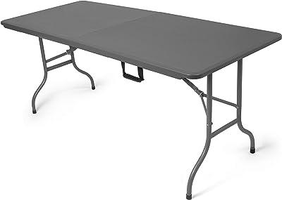 KitGarden - Mesa Plegable Multifuncional, 180x74x74cm ...