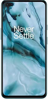 OnePlus Nord Dual Sim Blue Marble 8GB RAM 128GB 5G - Global India Version (Warranty Valid only in India)
