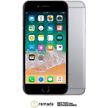 "Apple iPhone 6 64GB Gris 4.7"" Remade iOS Smartphone ..."