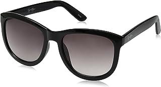Jessica Simpson Women's J5270 Rectangular Sunglasses, 65 mm