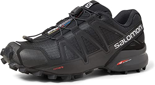 SALOMON Speedcross 4 Wide W, Zapatillas de Running para Asfalto Mujer