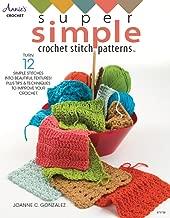 Super Simple Crochet Stitch Patterns