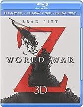 Newtown Video World War Z (Blu-Ray 3D + Blu-Ray + Dvd + Digital Copy)