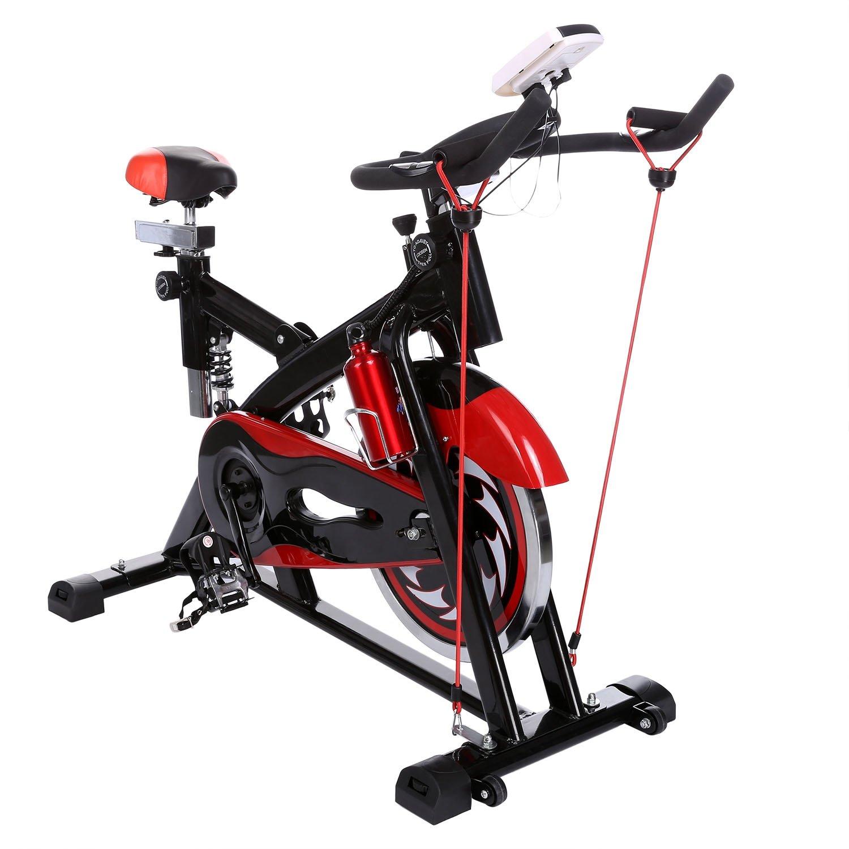 Eshion ultra-Luxury Fitness Spinning 220 libras Peso para asiento ...