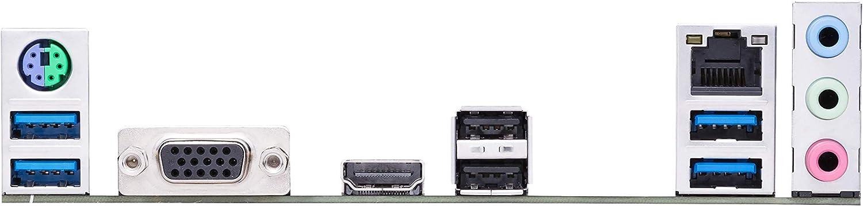 Panel Trasero Prime A520M-K