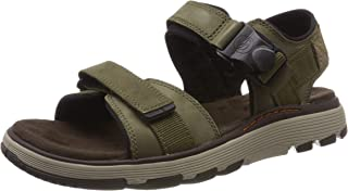 Clarks Men's Un Trek Part Sling Back Sandals, 5.5 UK