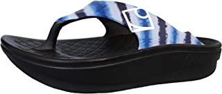 【rig Recovery Footwear】リグ・リカバリーサンダル(疲れた足を解放する!日本発のリカバリーサンダル) FLIP-FLOP フリップフロップ Tiedyestripe/タイダイストライプ RG0005TS