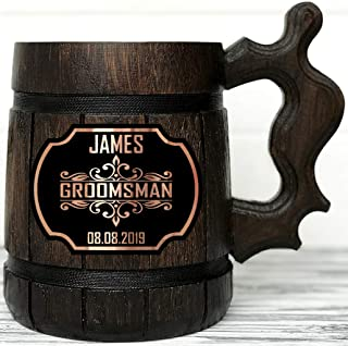 Best personalised wooden tankard Reviews