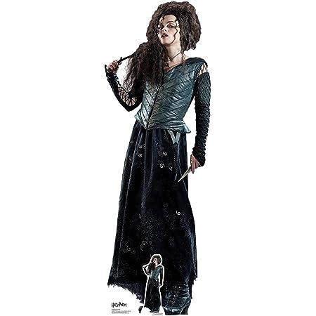 Bellatrix Lestrange - Recorte de cartón con diseño de estrella de Harry Potter (163 cm)