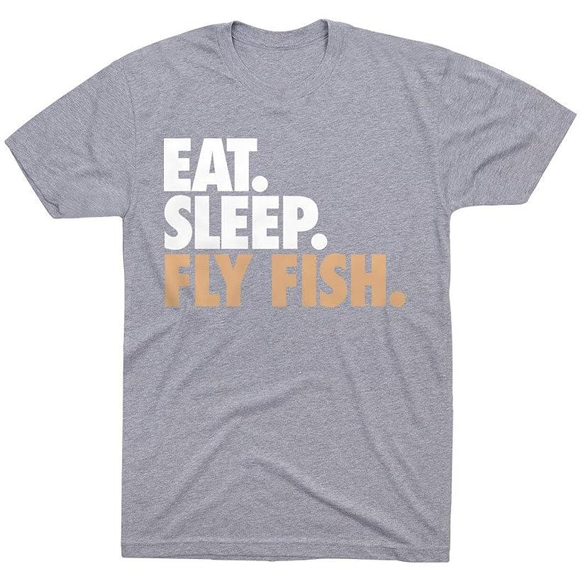 Eat. Sleep. Fly Fish. T-Shirt | Fly Fishing Tees by ChalkTalk SPORTS