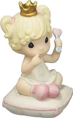 Precious Moments Lil' Princess Bisque Porcelain Figurine 163015