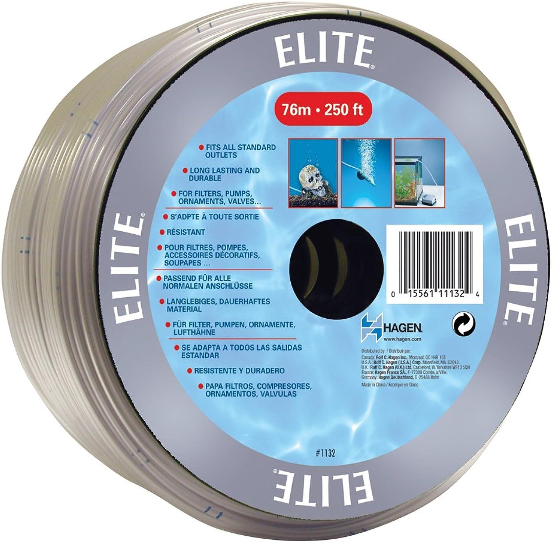 Elite A1132 PVC Clear AirlineTubing, 76m, 250Feet