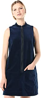 G-Star Raw Women's Blake Zip Dress Sleeveless