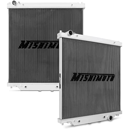 For 03-07 Ford Excursion F250 F350 6.0L Diesel 3 Row Aluminum Cooling Radiator
