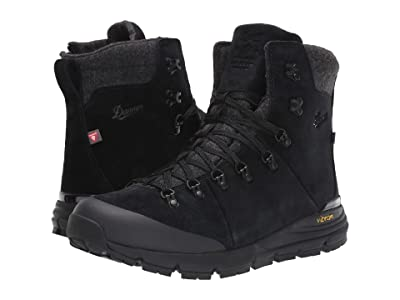 Danner 7 Arctic 600 Side-Zip 200G (Jet Black) Men
