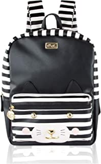 betsey johnson pencil backpack