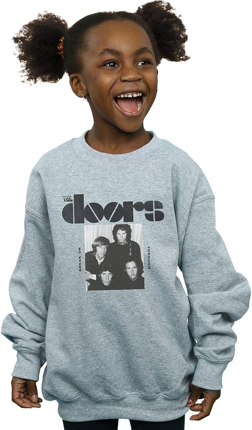 The Doors Girls Break On Photo Sweatshirt