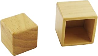 LEADER JOY Montessori Materials Baby Box and Cube Toys for Babies