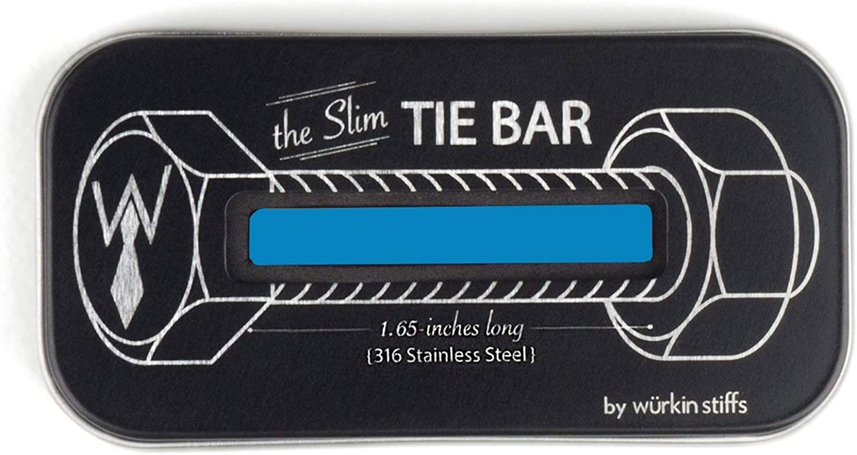 Wrkin Stiffs N&B Tie Bar