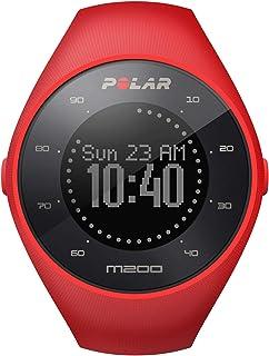 Polar M200 GPS Reloj para Correr, con Monitor cardíaco de muñeca
