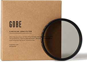 Gobe 52mm Circular Polarizing  CPL  Lens Filter  1Peak