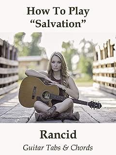 Best salvation guitar chords Reviews