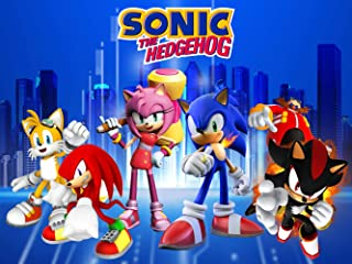 Sonic Backdrop, for Party Supplies, Decorations, Birthday, Photography, Background, Cartoon, Kids, Banner, Photo Booth Props