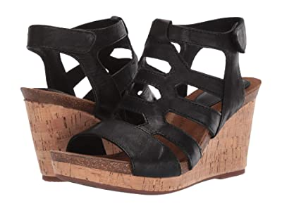 Sofft Courtnee (Black Oyster) Women
