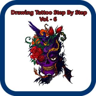 Drawing Tattoo Step By Step Vol - 6