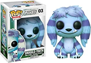 Funko POP Monsters: Snuggle-Tooth