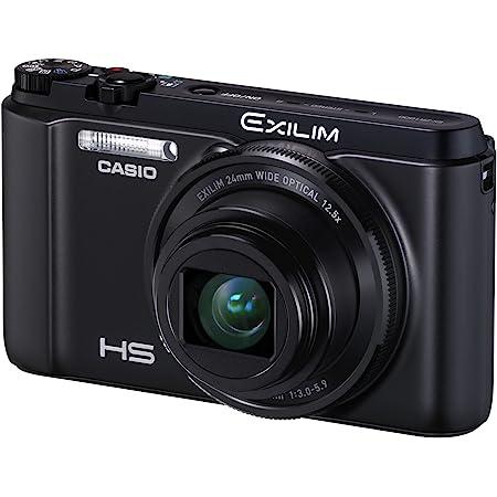 CASIO EXILIM デジタルカメラ ハイスピード 快適シャッターブラック EX-ZR1000BK