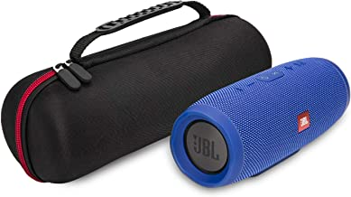 JONGEN Case for JBL Charge 3 Waterproof Portable Bluetooth Speaker, Hard Strong Travel Carrying Storage Bag(JBL-CHARGE3-CASE ONLY)