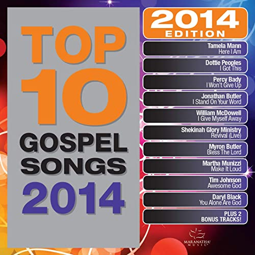 Top 10 Gospel Songs 2014 by Various artists on Amazon Music