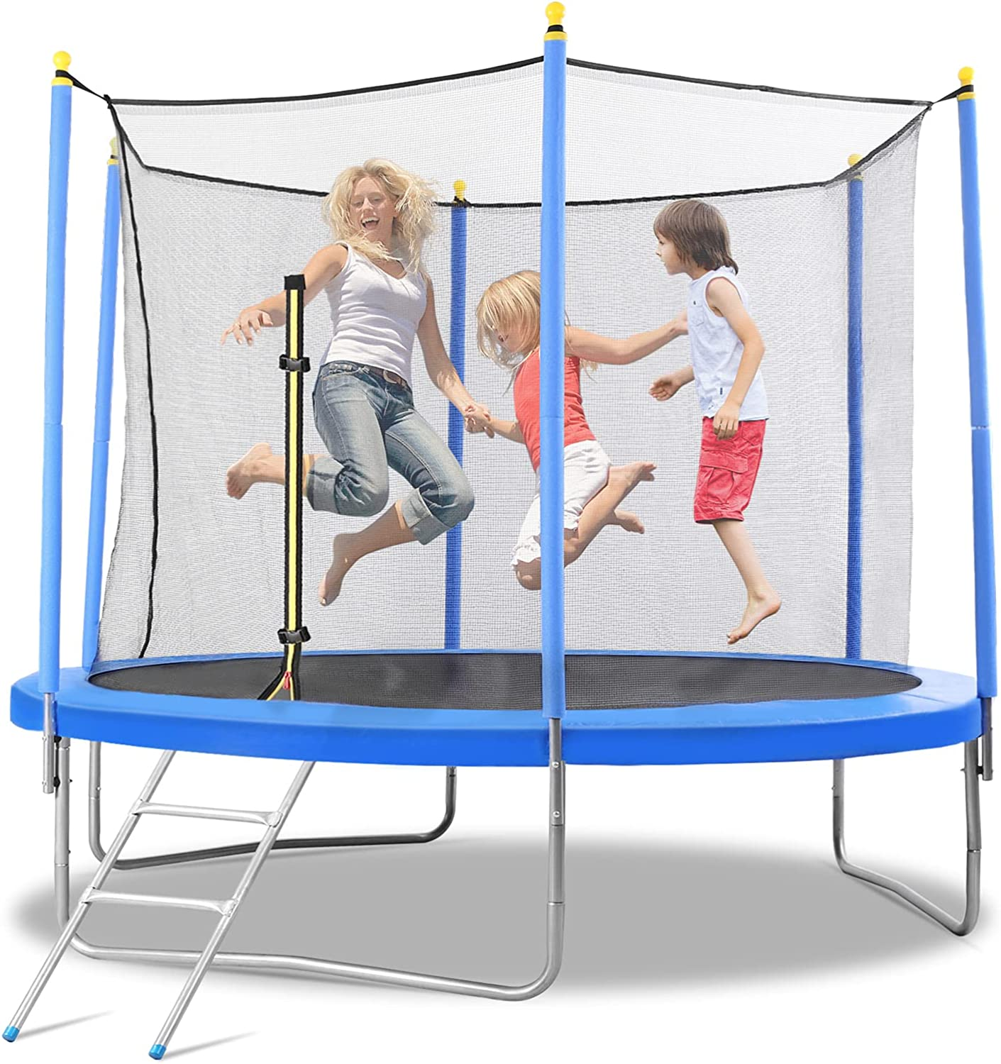 Popular overseas 10 FEET Rebounder with Enclosure - Outdoor All items free shipping Recreational Rebounde