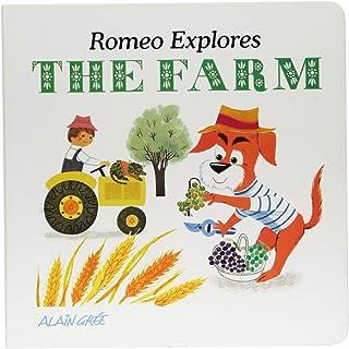 Romeo Explores the Farm (Alain Grée - Let's Explore)