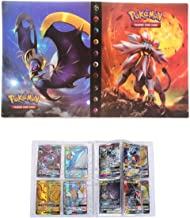 Album for Pokemon GX Mega Cards, Trading Cards Holder Binder, Collectible Card Album, Floder Binder for Pokemon Cards, 30 ...