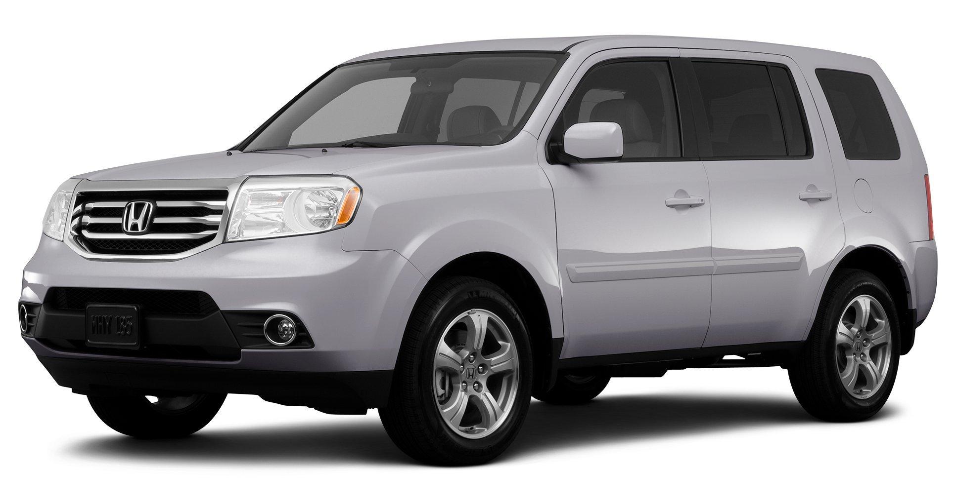 Amazon.com: 2013 Honda Pilot EX Reviews, Images, and Specs ...