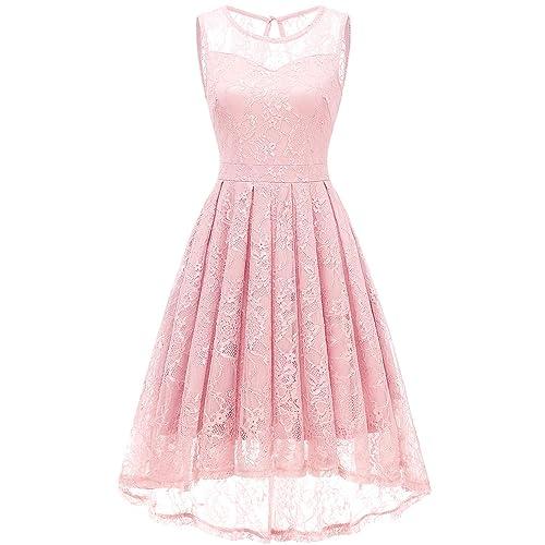 Plus Size Pink Semi Formal Dress: Amazon.com