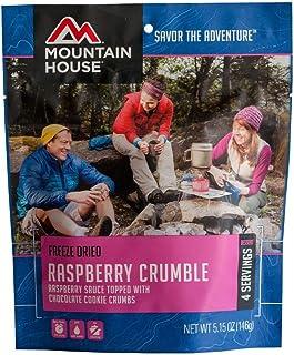 Mountain House Raspberry Crumble